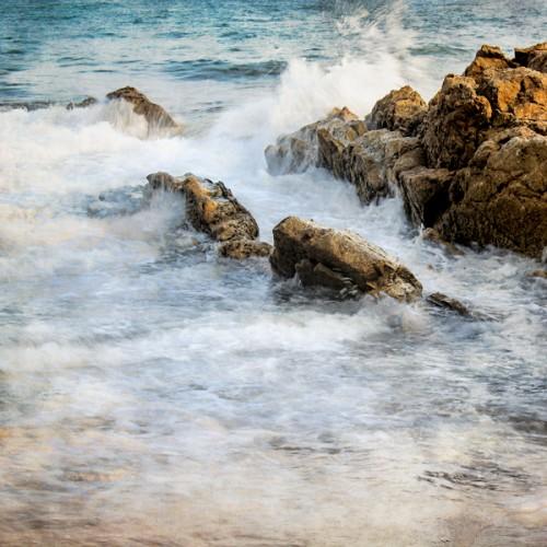 Rocas-agua
